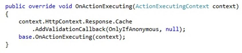 OnActionExecuting code sample